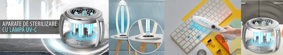 Lampa dezinfectare UV-C